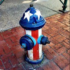 """Fire hydrants around the world: USA"" from @noah on piictu.com"