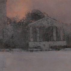 Peter BEESON-Dawn, Chiesa di S.Giorgio, Venice