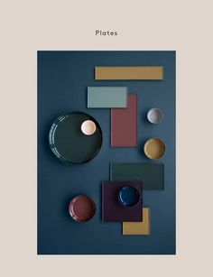 This colour palette is everything that Autumn should be.  Broste Copenhagen