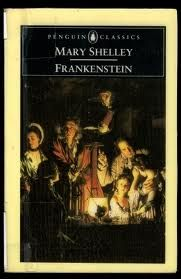 Frankenstein; or, The Modern Prometheus is a novel written by Mary Shelley about a creature produced by an unorthodox scientific experiment. Shelley started writing the story when she was nineteen, and the novel was published when she was twenty-one. The first edition was published anonymously in London in 1818. Shelley's name appears on the second edition, published in France in 1823.