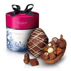 Win an Extra Thick Easter Egg from Hotel Chocolat