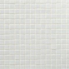Mosa que vestige artens cr me 5x5 cm salle de bains for Carrelage 5x5 blanc