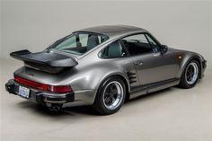 "carsinstudio: ""Porsche 911 Turbo Slantnose (1985) """