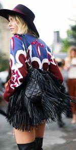 Celebrities y Street Style en la Semana de Alta Costura Julio 2014 - PARIS-