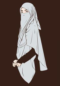 Hijab Vector Ahmadfu22