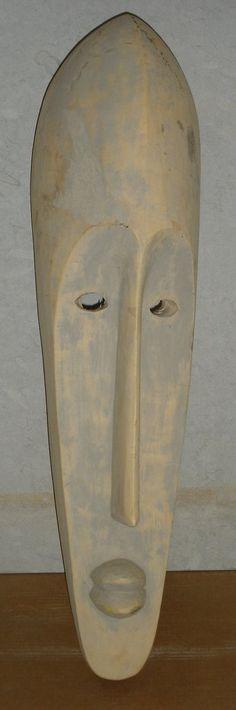 Carved mask
