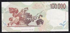 100000 Lire from Italy 1994 XF | eBay