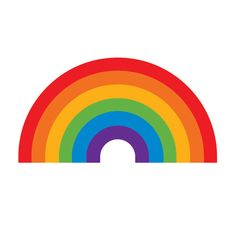 Perfect for upcoming rainbow themed birthday party.