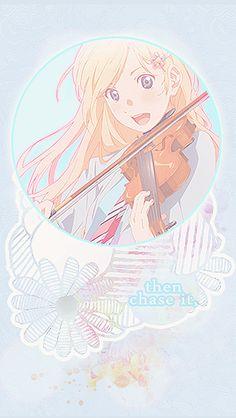 Kaori miyazono - Shigatsu wa kimi no uso I Love Anime, Me Me Me Anime, Manga Anime, Anime Art, Anime Music, Otaku, Miyazono Kaori, Sword Art Online, Your Lie In April