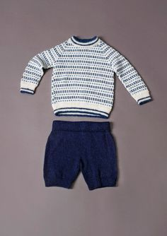Børne Ragland trøje med mønster - gratis PDF opskrift - Sandnes hæfte baby/barn - Tante Hanne Knitting For Kids, Baby Knitting Patterns, Baby Kids, Baby Boy, My Boys, Knit Crochet, Free Pattern, Pullover, Sweaters