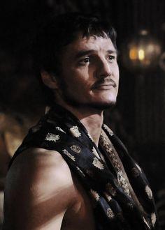 Oberyn Martell will be missed, damn it i loved him soooooooooo