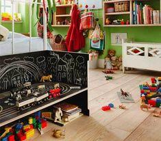 create any scene blackboard workstation!! Love it