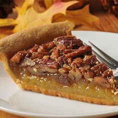 Recipe for Slow Cooker Pecan Pie.