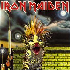 Iron Maiden album cover cover