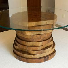 Dining Tables - Like the base
