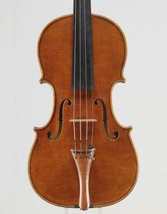 Andrea Schudtz, violino modello Stradivari