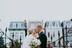 St. Louis Lafayette Square wedding