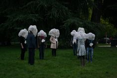 With a head in the clouds - Teatr Delikates (Polonia)