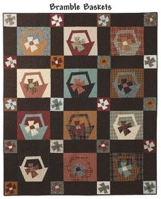 Bramble Baskets - Buggy Barn Quilts