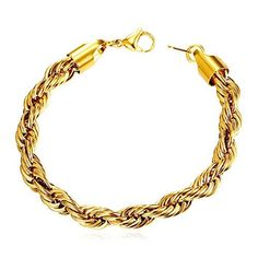 14kt Yellow Gold Solid Rope Chain 1.0 mm Width 18.0 Inch Long (2.6 Grams) by RG&D