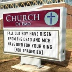 When you found your religion: | 27 Pictures That Only Former Emo Kids Will Find Funny