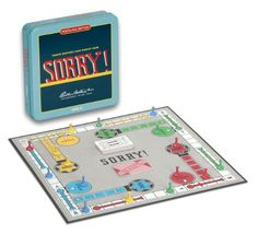 Sorry Nostalgia Tin *** See this great product.Note:It is affiliate link to Amazon.