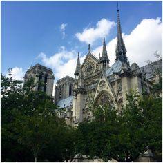 Notre Dame, Paris FR