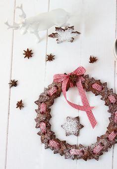 Lisbeths Cupcakes Lebkuchenkranz - einfach schön und einfach nach zu machen.