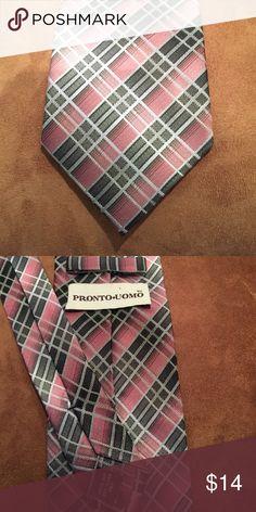Pronto Uomo tie Beautiful Pronto Uomo tie in great condition Pronto Uomo Accessories Ties