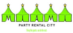 Linen Rental Miami Slides for Your Party @ http://partyrentalcity01.blogspot.in/2014/07/linen-rental-miami-slides-for-your-party.html