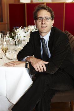 Dom Pérignon Oenologist, Vincent Chaperon at Aria restaurant Sydney