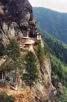 Bhutan. if all else fails, i totally want to live in a shack