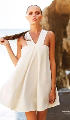 from Issue 11 - Summer 2014 Trendy Dresses, Simple Dresses, Day Dresses, Casual Dresses, Short Dresses, Fashion Dresses, Summer Dresses, Simple Dress Pattern, Dress Patterns