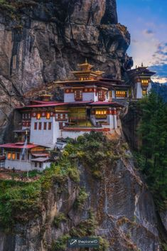 Tiger's Nest Monastery in Bhutan | Travel photography to inspire wanderlust. Travel inspiration from around the world. | | Blog by the Planet D #Travel #TravelPhotography #Wanderlust #TravelInspiration