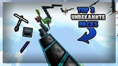 [WOW]Top 3 UNBEKANNTE Packs!|+YT Rang auf NeruxVace.net Texture Packs, Minecraft, Symbols, Packing, Videos, Top, Bag Packaging, Icons, Video Clip