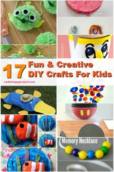Looking For Some Fun DIY Crafts Your Kids Today I Have Shortlisted These Super