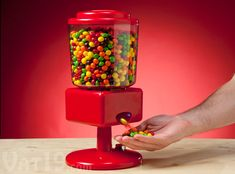 automatic candy dispenser