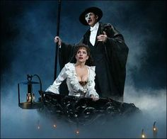 The Phantom of the Opera is there  Inside my mind