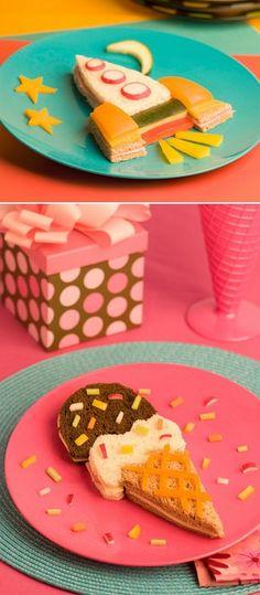 fun foods for kids sandy