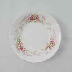 "Paragon ""Rose Bouquet"" Fruit Bowl, Nappy Bowl, Small Bowl, Vintage Bone China"