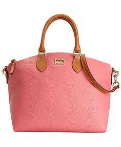 Dooney & Bourke Handbag, Dillen II Medium Satchel | It's CALLING my name!!!