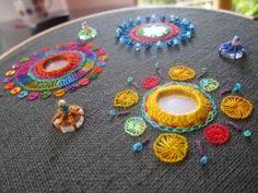 Nice Embroidery by Misako Mimoko