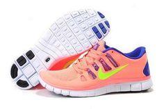 4eb38514f43 Nike Free 5.0 Womens Pink Blue Yellow UK Online Sale Air Jordan