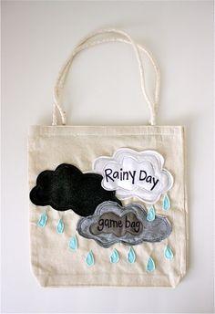 Fun Bags: Rainy Day #danamadeit