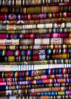 Textiles of Ecuador Cuenca Ecuador, Quito, Textures Patterns, Print Patterns, Fabric Patterns, Equador, Hippie Chic, South America, Viajes