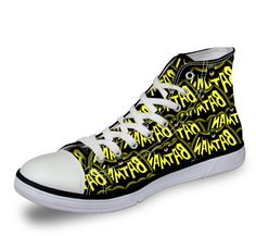 Batman High Top Converse Shoes
