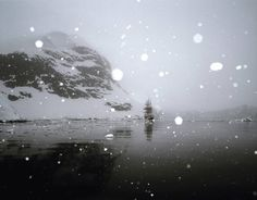 A Journey in Antarctica on a 1911's Ship – Fubiz Media