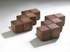 Coffee tables | Tables | Block | Porada | T. Colzani. Check it out on Architonic