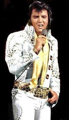 #Elvis #King #tcb