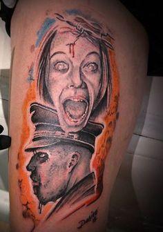 DEAD SNOW Tattoo